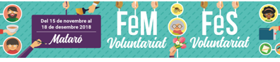 Fem Voluntariat, Fes Voluntariat!