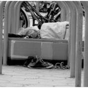 Més de 1.000 persones dormen al carrer