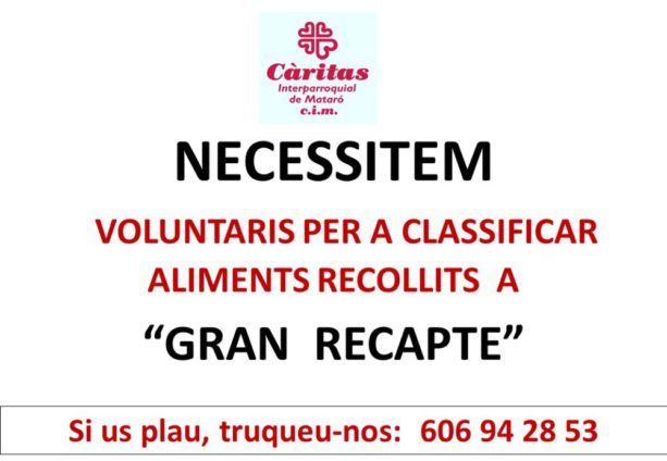 Classificar gran recapte web