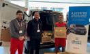 Els treballadors de Toyota Marescar Motor se sumen al Gran Recapte d'Aliments